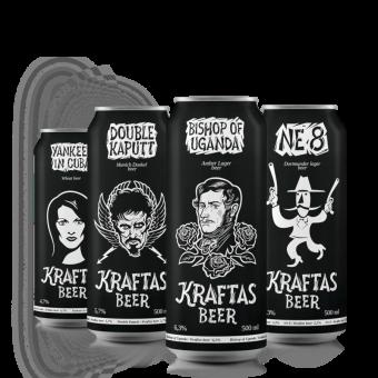 Kraftas Beer