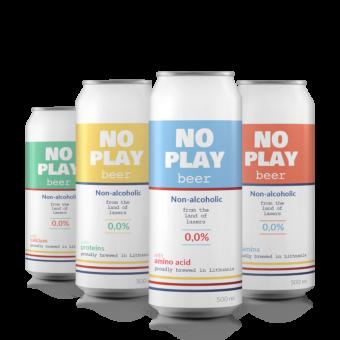No Play beer